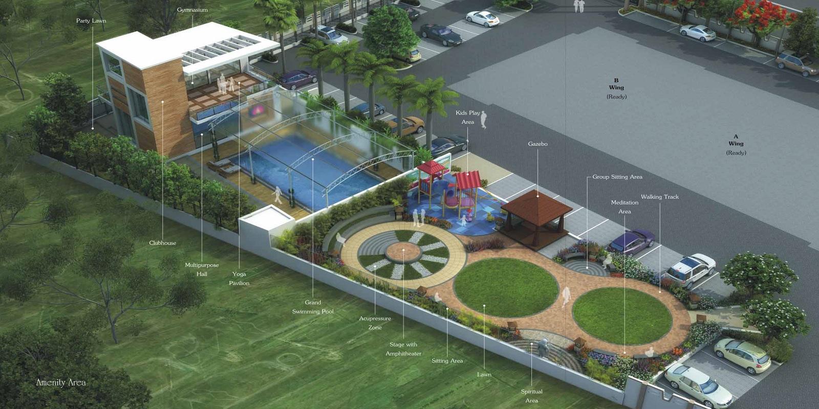 vrindavan barsana dham project amenities features1