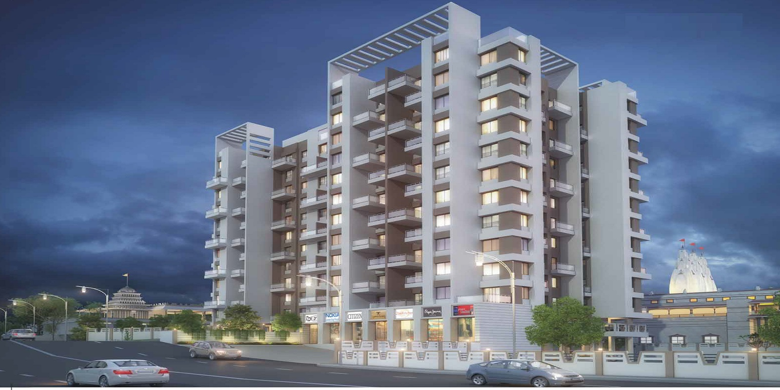 vrindavan barsana dham project project large image1