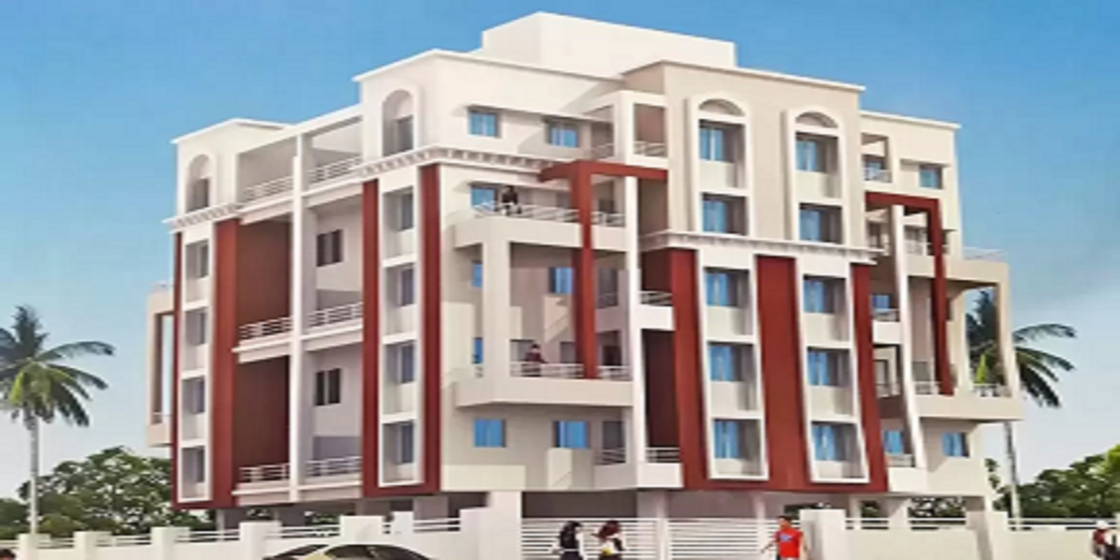 yash glory apartments project project large image1