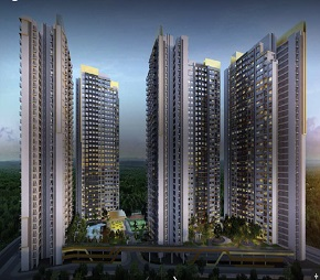 Amanora Gold Towers, Gahunje, Pune