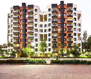 2.5 BHK 1370 Sq.Ft. Apartment in Clover Acropolis