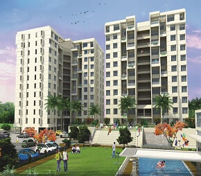 2 BHK 1150 Sq.Ft. Apartment For Sale in Gulmohar Parkview