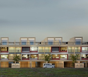 Zinnia Row Houses, Magarpatta, Pune