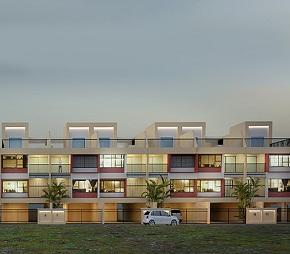 Zinnia Row Houses Flagship