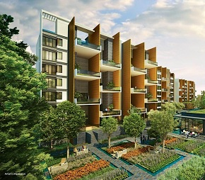 Marvel Selva Ridge Estate Apartments, Bavdhan, Pune