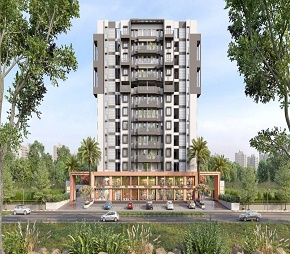 N B Bhondve Bhalchandra Upvan Phase 2 Flagship