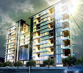 Paranjape Sky One Apartment, Agalambe, Pune