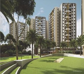 3 BHK 1225 Sq.Ft. Apartment For Sale in Rama Melange Residences