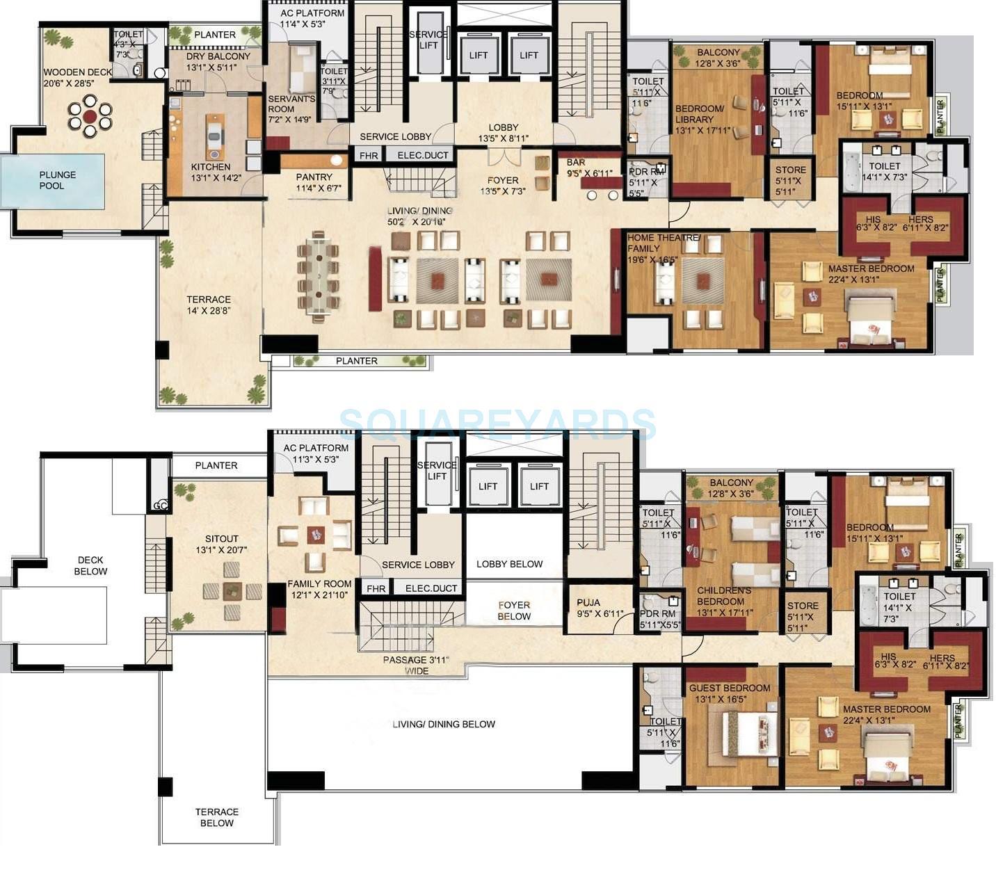 abil castel royale magnifique apartment 7bhk 8400sqft1