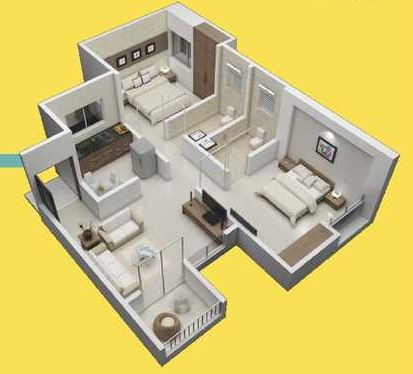 avior navyangan phase 2 apartment 2bhk 360sqft 41