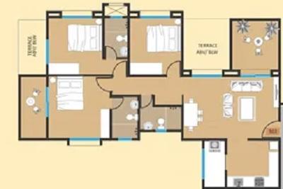 bhandari b.a vermont apartment 3 bhk 1300sqft 20212605152603