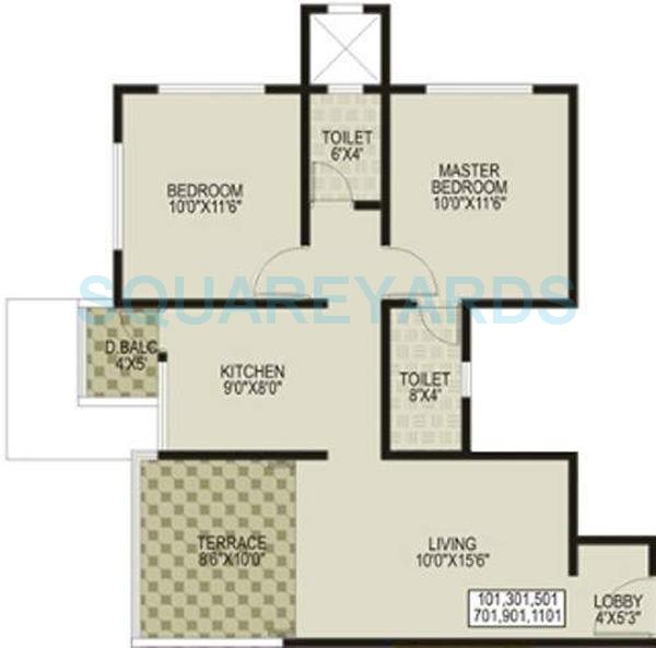 bhujbal valay apartment 2bhk 902sqft 10947
