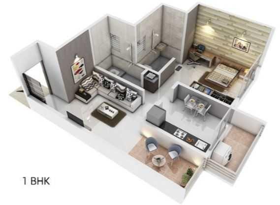 bloom residency apartment 1 bhk 528sqft 20212423132428