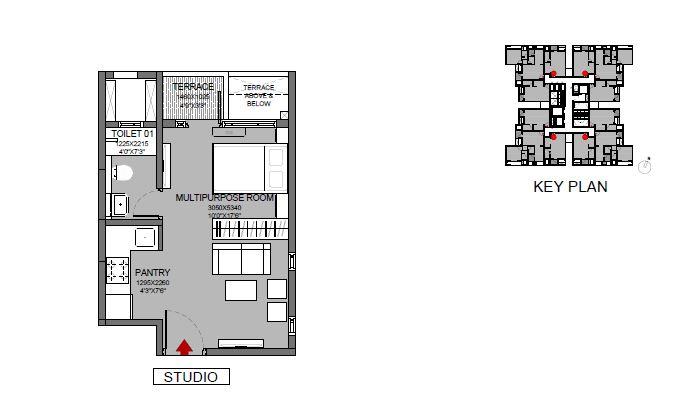 godrej park ridge studio  212sqft 20213913173926