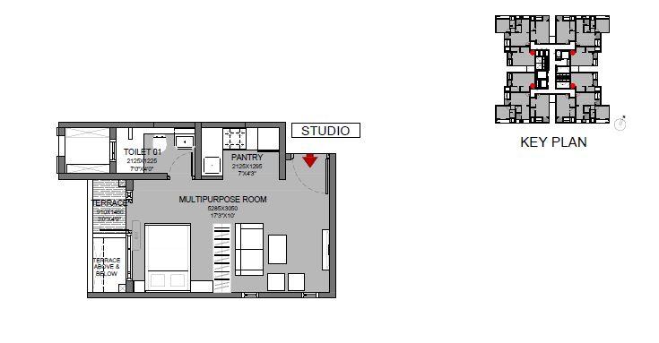 godrej park ridge studio  215sqft 20213613173600