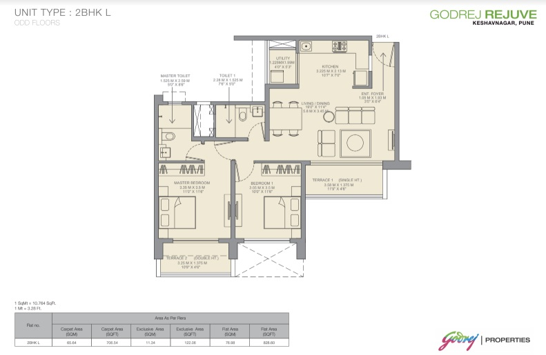 godrej rejuve apartment 2bhk 828sqft41