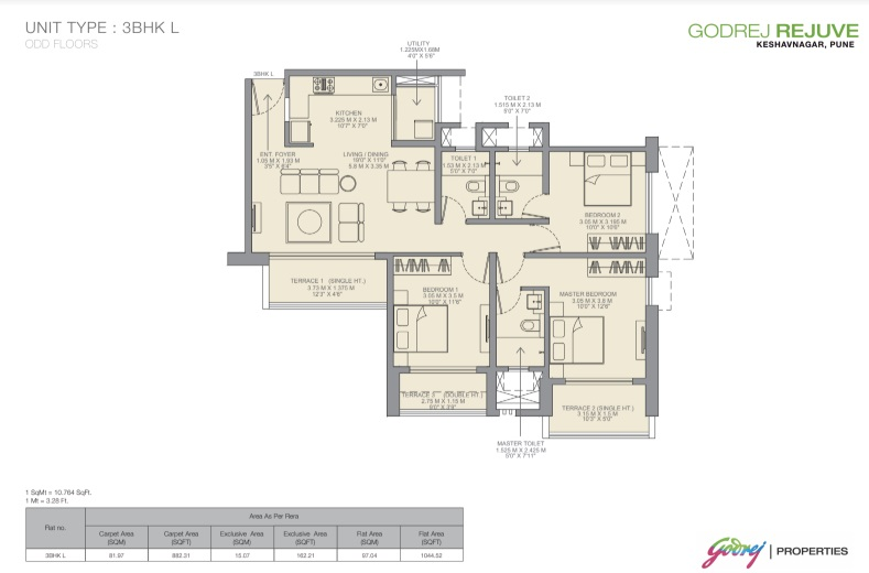 godrej rejuve apartment 3bhk 1044sqft41