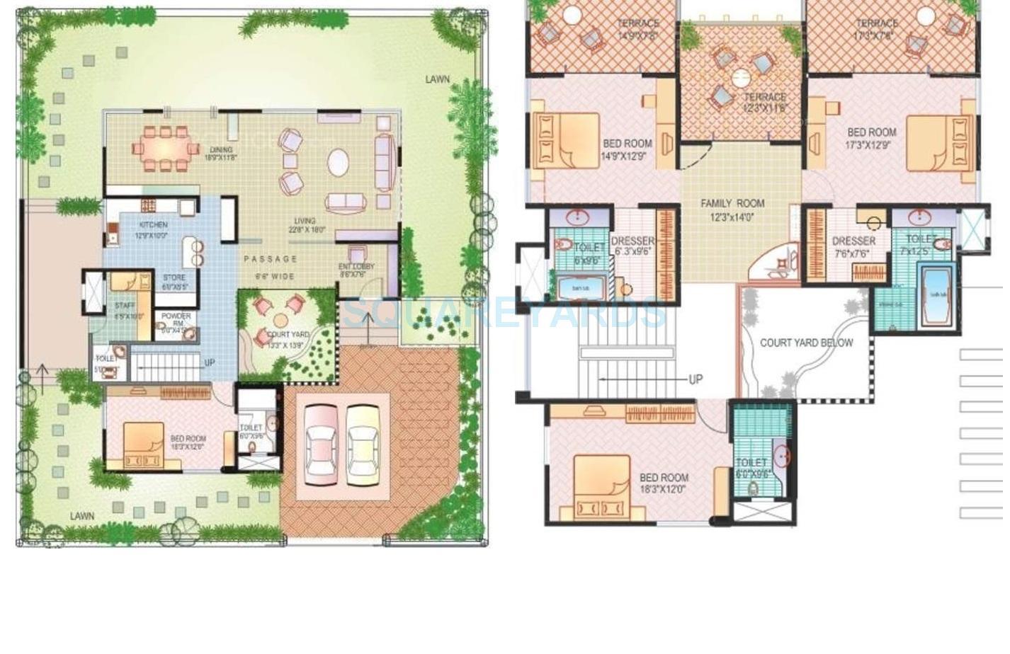 kolte patil green groves villa villa 4bhk 5411sqft1