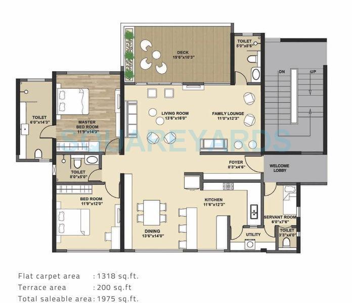 kolte patil tuscan estate apartment 3bhk 1920sqft 1