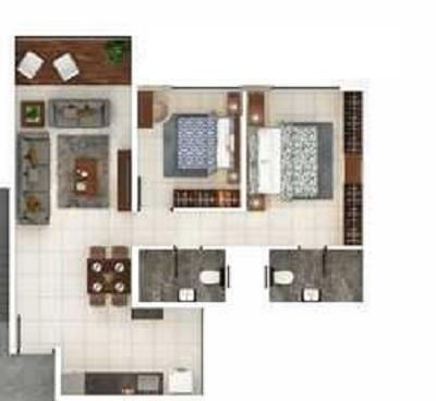 kumar palaash a apartment 2 bhk 623sqft 20212003182024