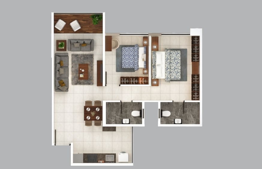kumar palaash a apartment 2 bhk 633sqft 20211001161011