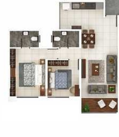kumar palaash a apartment 2 bhk 678sqft 20211903181955