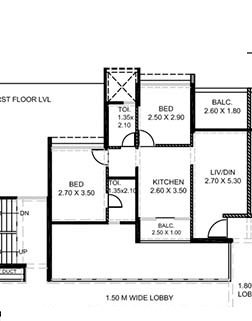 magarpatta nova apartment 2 bhk 522sqft 20200531160546