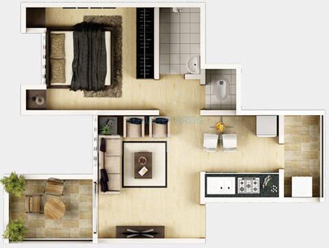 majestique landmark vanalika apartment 1bhk 589sqft 10585