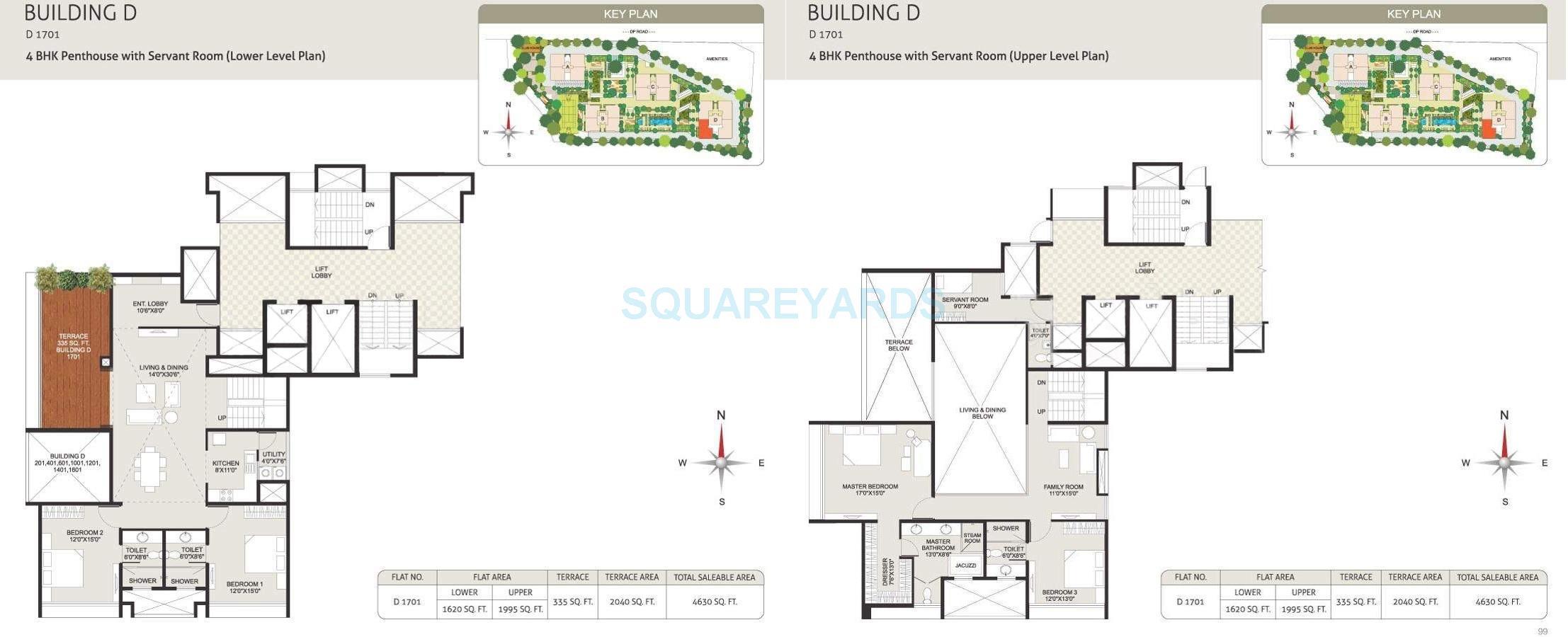 marvel albero apartment 4bhk 4630sqft1
