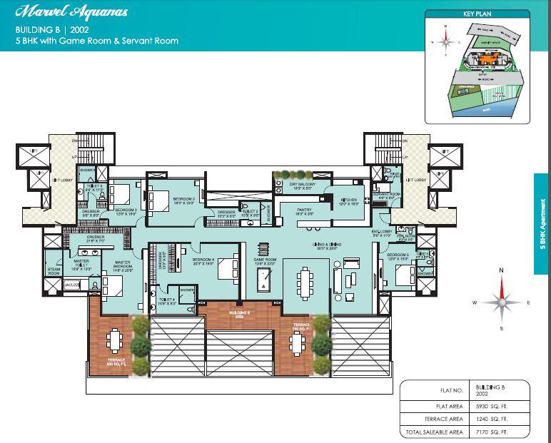 marvel aquanas apartment 5bhk 7170sqft81