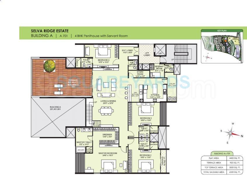 marvel selva ridge estate apartment 4bhk 6320sqft1