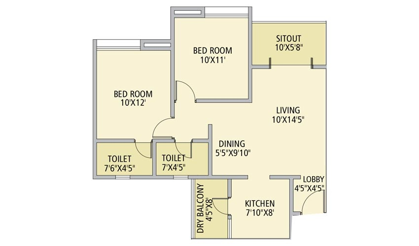 nirman altius phase 2 apartment 2bhk 757sqft51