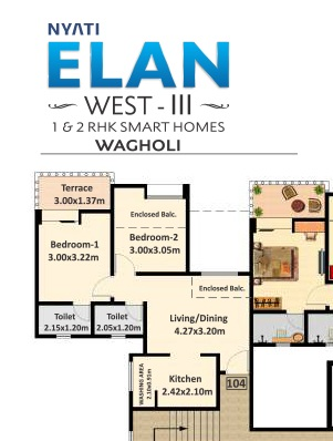 nyati elan west 3 apartment 2 bhk 470sqft 20201627181649