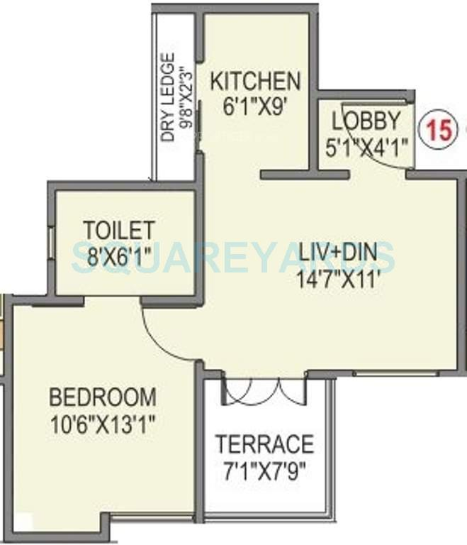 paranjape schemes athashri apartment 1bhk 505sqft1