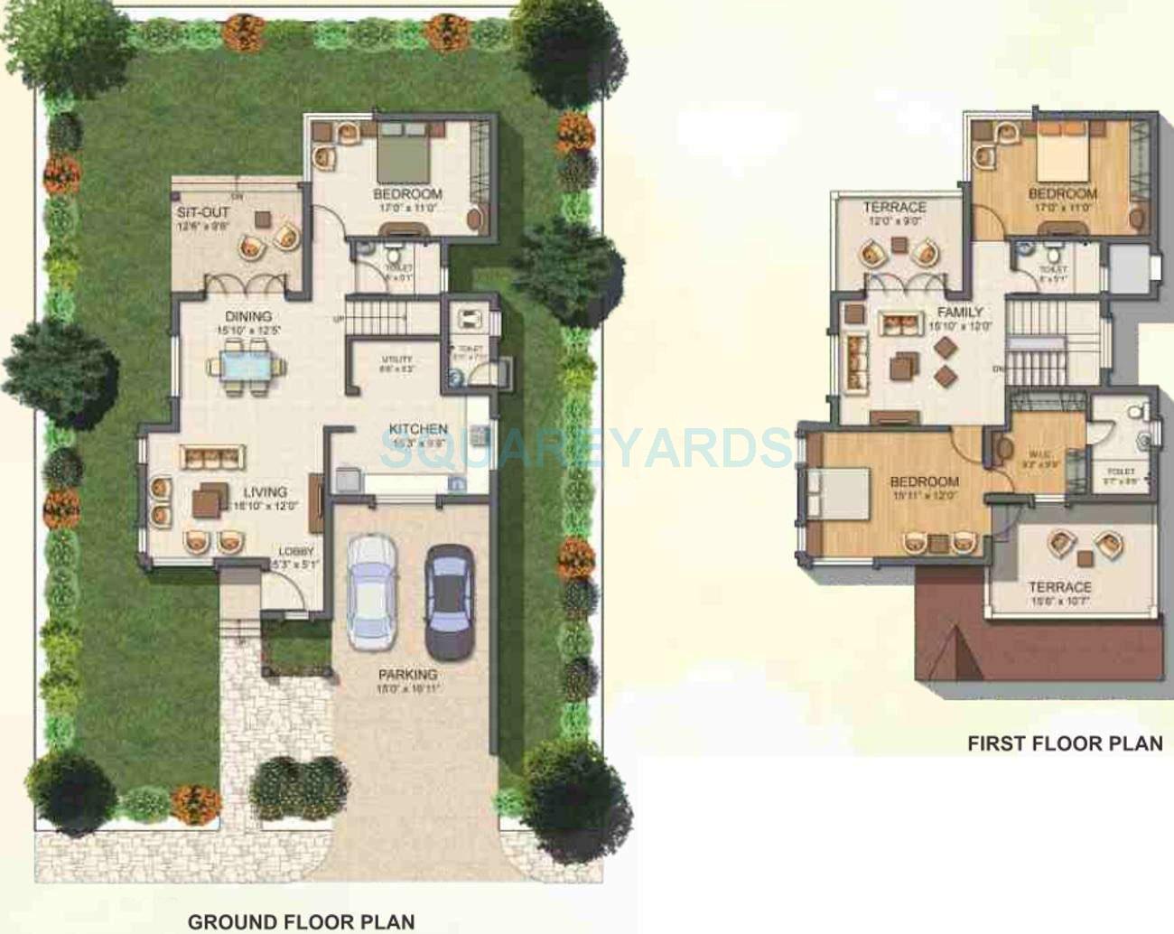 paranjape schemes crescent villa 3bhk 1675sqft 10852