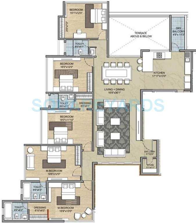 paranjape schemes punarvasu apartment 5bhk 3600sqft1