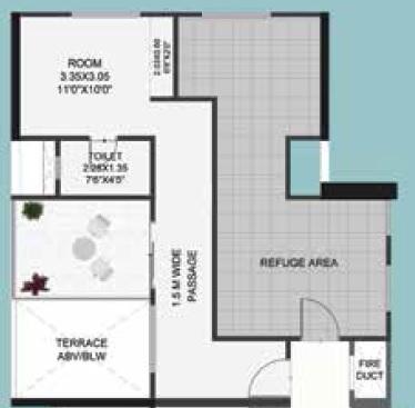 pristine equilife homes phase iii studio  346sqft 20212714172723