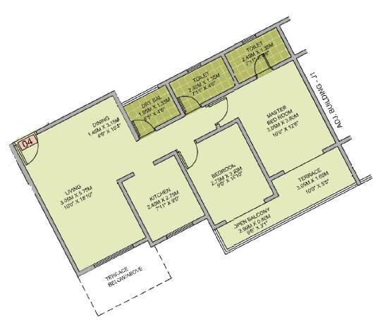 puranik aldea espanola apartment 2bhk 774sqft 1