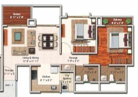 raja pittie kourtyard apartment 2bhk 826sqft01