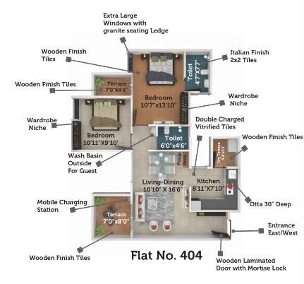 saheel itrend life apartment 2 bhk 707sqft 20202721142732