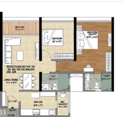 vascon forest edge apartment 2bhk 683sqft11