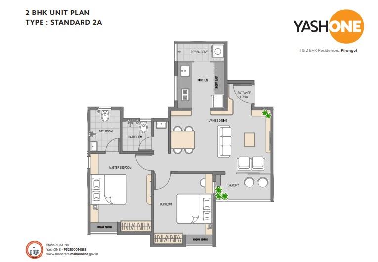 vilas javdekar yash one apartment 2 bhk 590sqft 20213910143947