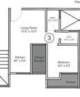 vtp bhagyasthan apartment 1bhk 436sqft 1