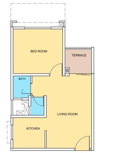 vtp pegasus apartment 1 bhk 447sqft 20201108141131