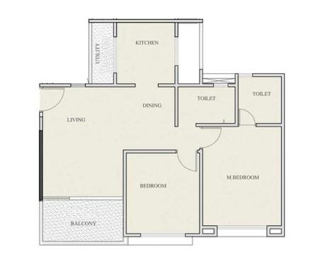 vtp solitaire apartment 2bhk 776sqft41