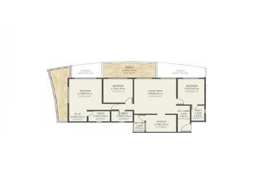 vtp urban balance apartment 3 bhk 943sqft 20215203125216