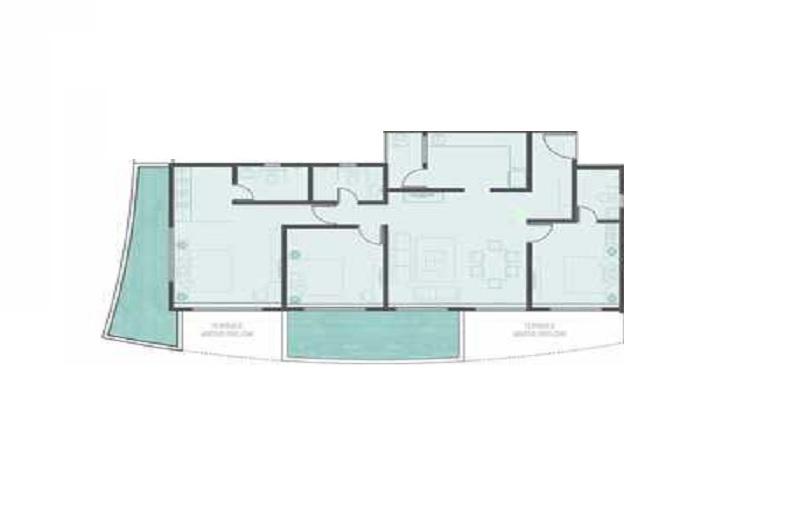 vtp urban balance apartment 3 bhk 951sqft 20215203125224