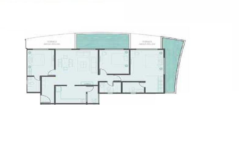 vtp urban balance apartment 3 bhk 974sqft 20215203125235