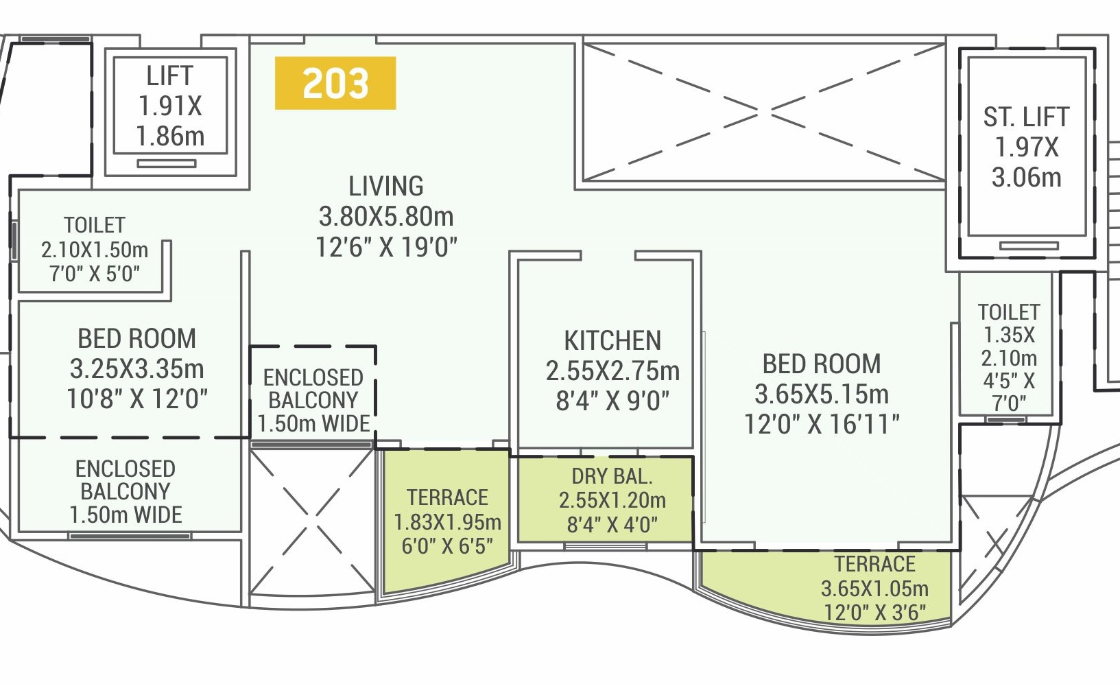 vtp urban life apartment 2 bhk 1182sqft 20213303163342