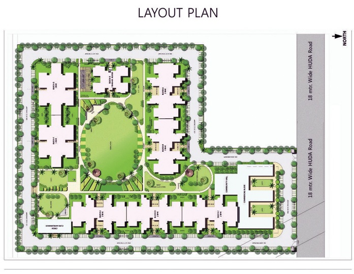 maxheights dream homes project master plan image1